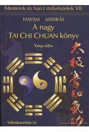 A nagy Tai Chi Chuan könyv - Havasi András - Régikönyvek