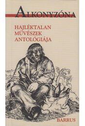 Alkonyzóna - Háy János - Régikönyvek