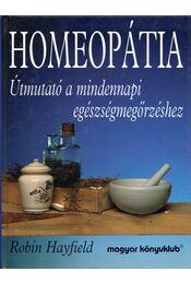 Homeopátia - Hayfield, Robin - Régikönyvek
