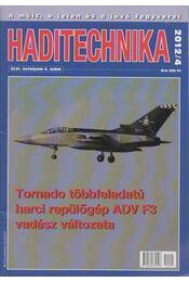 Haditechnika 2012/4. XLVI. évfolyam - Hegedűs Ernő - Régikönyvek