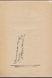 Verseim. (1946) - Hegyi István - Régikönyvek