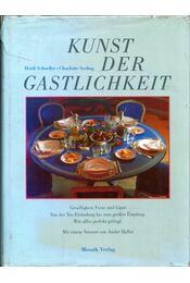 Kunst der Gastlichkeit - Heidi Schoeller, Charlotte Seeling - Régikönyvek