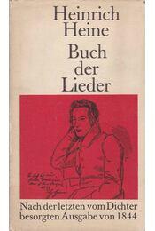 Buch der Lieder - Heine, Heinrich - Régikönyvek