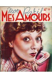 Mon Paris, Mes Amours No 20 Juillet-Aout 1937 - Henri Coulont - Régikönyvek