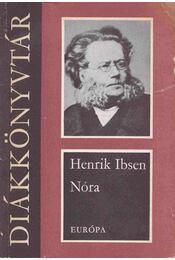 Nóra - Henrik Ibsen - Régikönyvek
