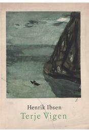Terje Vigen - Henrik Ibsen - Régikönyvek