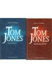 Tom Jones I-II. - Henry Fielding - Régikönyvek