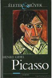 Picasso - Henry Gidel - Régikönyvek