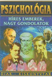Pszichológia - Herczeg Béla - Régikönyvek