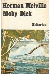 Moby Dick - Herman Melville - Régikönyvek