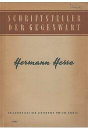 Hermann Hesse - Hermann Hesse - Régikönyvek