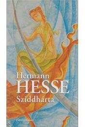 Sziddhárta - Hermann Hesse - Régikönyvek