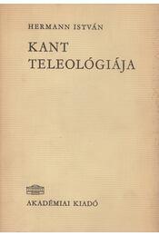 Kant teleológiája - Hermann István - Régikönyvek