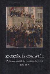 Szószék és csatatér - Hermann Róbert - Régikönyvek