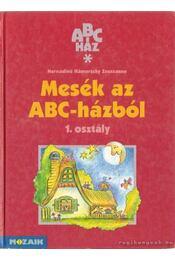 Mesék az ABC-házból - Hernándiné Hámoroszky Zsuzsanna - Régikönyvek