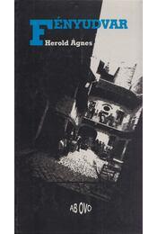 Fényudvar - Herold Ágnes - Régikönyvek