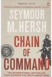 Chain of Command - HERSH, SEYMOUR M, - Régikönyvek
