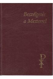Beszélgetés a Mesterrel - Hetényi Varga Károly - Régikönyvek