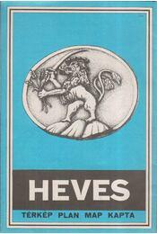 Heves - Régikönyvek