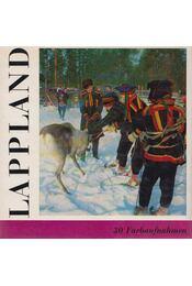 Lappland - Hietala, Kaija - Régikönyvek
