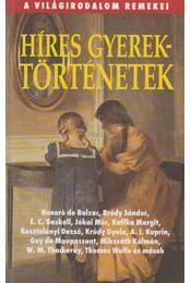 Híres gyerektörténetek - Hitseker Mária - Régikönyvek
