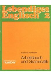 Abeitsbuch und Grammatik - Hoffmann, Hans G. - Régikönyvek