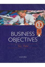 Business Objectives - Student's Book - Hollett, Vicki - Régikönyvek