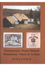 Hollókő - Postamúzeum - Régikönyvek