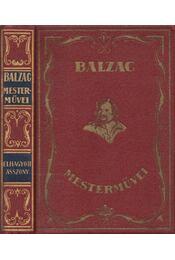Az elhagyott asszony - Honoré de Balzac - Régikönyvek