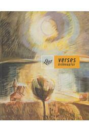 Verses öröknaptár - Horgas Béla, Levendel Júlia, Horgas Judit - Régikönyvek