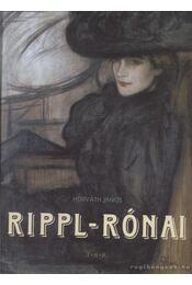 Rippl-Rónai - Horváth János - Régikönyvek