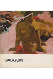 Gauguin - Horváth Tibor - Régikönyvek
