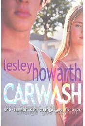 Carwash - HOWARTH, LESLEY - Régikönyvek