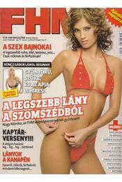 FHM 2006. február - Hraschek Dávid - Régikönyvek