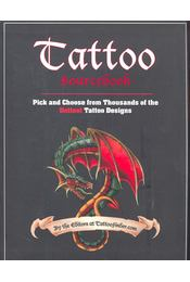 Tattoo Sourcebook - TATTOOFINDER.COM - Régikönyvek