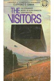 The Visitors - Simak, Clifford D. - Régikönyvek