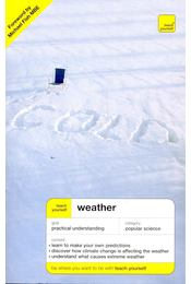 Weather - INNESS, PETER - Régikönyvek