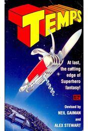 Temps vol 1 - GAIMAN, NEIL – STEWART, ALEX  (Devised) - Régikönyvek