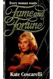 Fame and Fortune - Coscarelli, Kate - Régikönyvek