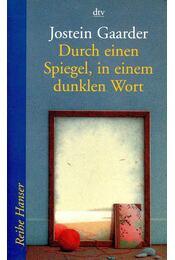 Durch einen Spiegel, in einem dunklen Wort - Jostein Gaarder - Régikönyvek