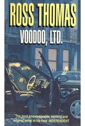Voodoo, Ltd. - Thomas, Ross - Régikönyvek