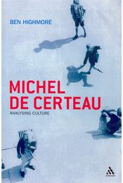 Michel de Certeau - HIGHMORE, BEN - Régikönyvek