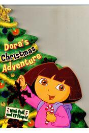 Dora's Christmas Adventure - RICCI, CHRISTINE - PILUSO, PIERO - Régikönyvek