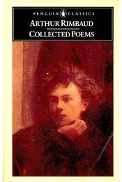 Collected Poems - Rimbaud, Arthur - Régikönyvek