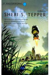 Grass - TEPPER, SHERI S. - Régikönyvek