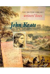 John Keats - HEBRON, STEPHEN - Régikönyvek