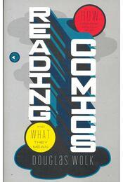 Reading Comics - WOLK, DOUGLAS - Régikönyvek