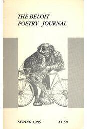 The Beloit Poetry Journal - Spring, 1985. - STOCKING, DAVID M. (editor) - Régikönyvek