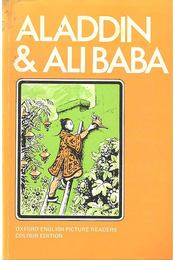 Aladdin and Ali Baba - DINGLE, MARYAN - Régikönyvek