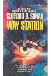 Way Station - Simak, Clifford D. - Régikönyvek